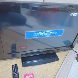受付終了★HITACHI 液晶テレビ 32型 2010年製✧︎