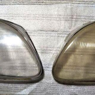 メルセデスベンツSLK   R170  ライトレンズ(中古品)