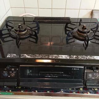 リンナイ 都市ガスコンロ RTS-M660CTS-TR 2012...