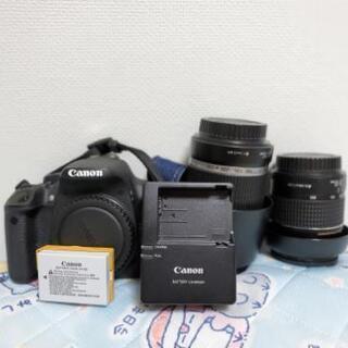 CanonカメラEOSKiss X7i