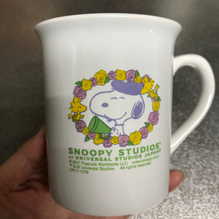SNOOPYマグカップ
