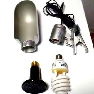 熱帯爬虫類用 電球セット