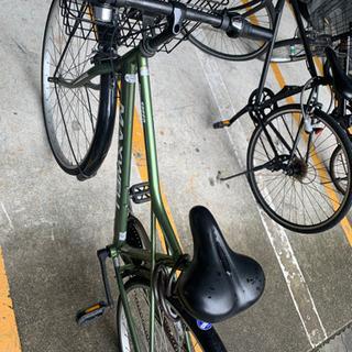 6段ギア自転車売ります。