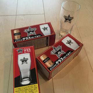 モルツ×EXILETRIBE コラボ ビールグラス♡