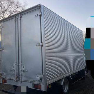 2t車 トラック箱 コンテナ 物置