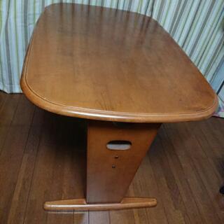 ダイニングテーブル(4人掛け) 椅子4脚