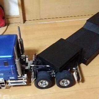 タミヤ1/14に使用可能な重トレーラー荷台