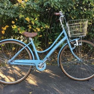 シティサイクル ブリヂストン EBRIDGE 26インチ ブルー