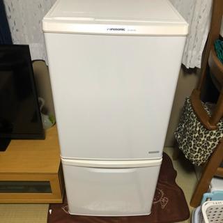 17年製パナソニック冷蔵庫NR-BW149C美品5年保証