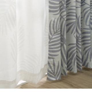 ニトリのカーテン レースカーテン 使用2年弱です。