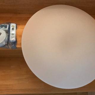 お話中 アイリスオーヤマ LEDシーリングライト 2個 リモコン付き