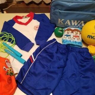 KAWAI体育教室 服・道具・カバンセット