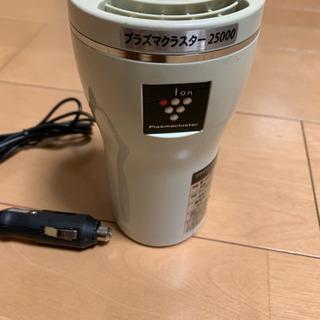 シャープ プラズマクラスタ イオン発生器 車用  【中古・美品】