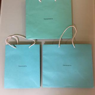 ティファニー紙袋 ショッピングバッグ Tiffany & …
