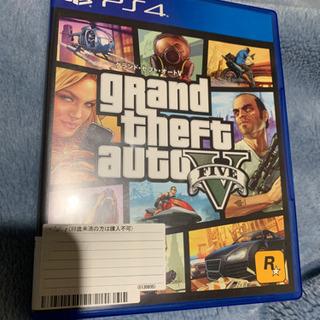 フリマサイトにて売り切れ 限界価格 美品 PS4 グランドセフト...