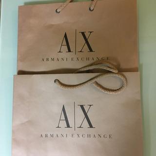 アルマーニ 紙袋 アルマーニ ショッピングバッグ