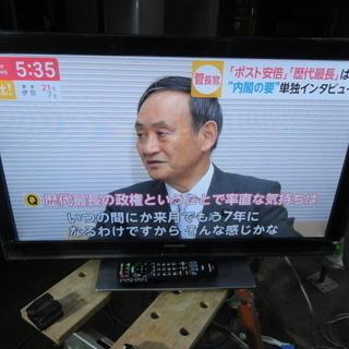 北1107 パナソニック 液晶テレビ 32型 TH-L32X3-K