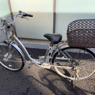 電動アシスト自転車✩サンヨー エネループバイク✩都内引渡し希望