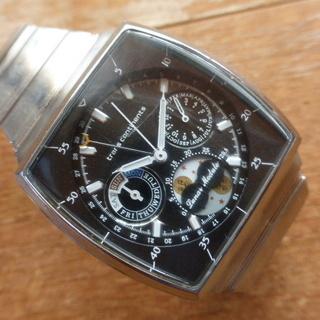 トランスコンチネンツ ムーンフェイズ 腕時計