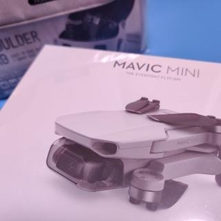 DJI Mavic mini 新品未開封 購入レシート&おまけ付
