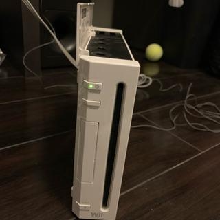 Wii本体白 改造済み