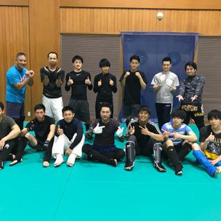 米子市・松江市で総合格闘技!(初心者・県外出身者・外国人も歓迎)