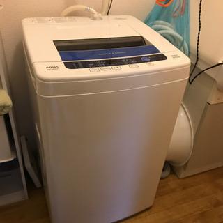 ★25.26日限定お譲り★  AQUA 洗濯機 6kg