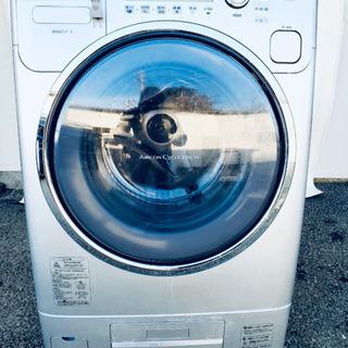 654番 TOSHIBA✨洗濯乾燥機⚡️TW-2500VC‼️
