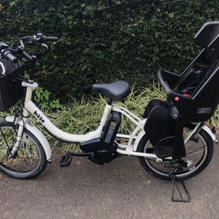K2F電動自転車W98Fブリジストンビッケ20インチ8アンペア