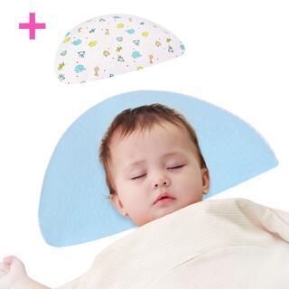 新品・未使用 ベビー まくら 低半発 赤ちゃん用