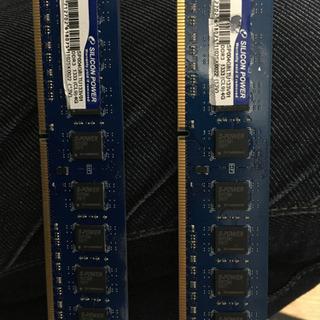 DDR3 メモリ20GB