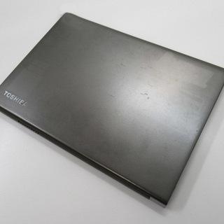MSオフィス2019付、5世代Core i5-5300U(2.3GHz)/SSD(128GB)搭載で軽量、省電力、堅牢ノートPC 東芝 dynabook R63/P − 神奈川県