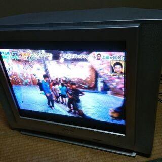 25インチアナログテレビ