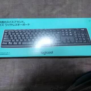 Logicool ロジクール ワイヤレス キーボード K270 ...