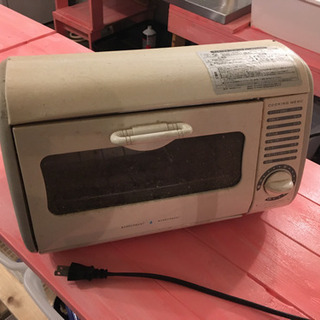 オーブントースター DOT-240-QWH★