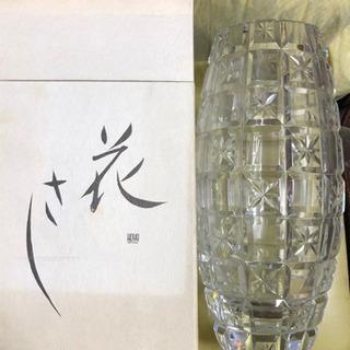 硝子の花瓶