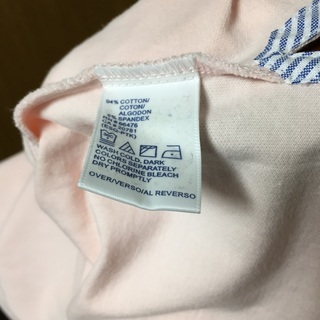 トミーヒルフィガー ピンク ポロシャツ レディース Lサイズ - 売ります・あげます