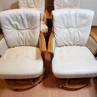リビング椅子 4脚