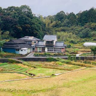 有機農業をしながらシェアハウス@東彼杵
