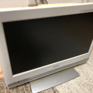 ◆16インチ液晶テレビ◆リモコン無し・09年製