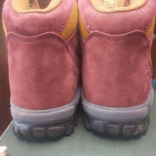 譲りますホーキンスの登山靴