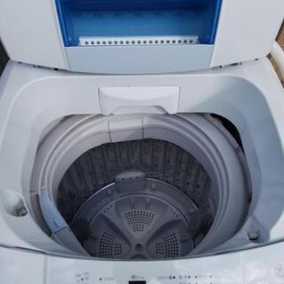 2016年式ハイアール洗濯機