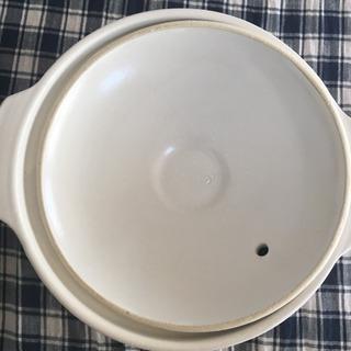 1〜2人用の6号土鍋 譲ります