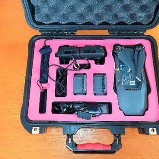 ドローン DJI Mavic Pro セット (4k空撮可能)