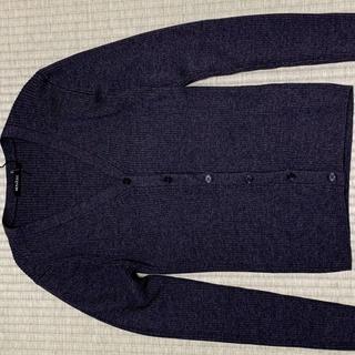 東京スタイル「MOSAIQUE」長袖ウールカーディガン、未使用です。