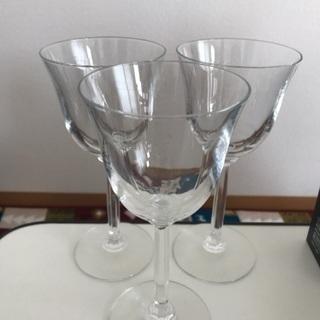 ★ワイングラス 3脚セット 18cm ボジョレー 解禁★