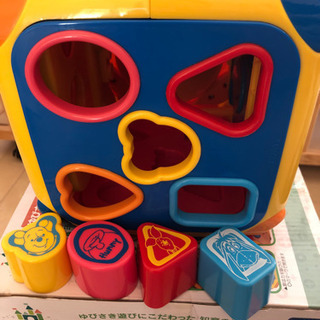くまのプーさん ゆびさき遊びいっぱいできた! 知育玩具 - おもちゃ