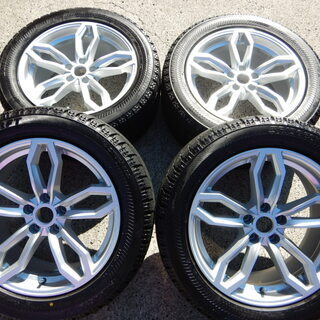 美品♪ AGA 18インチ BMW7シリーズ ランフラットスタッドレス