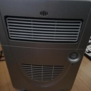 人感センサー付 小型暖房器