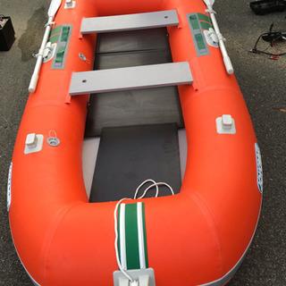 ジョイクラフト ゴムボート 4人乗り